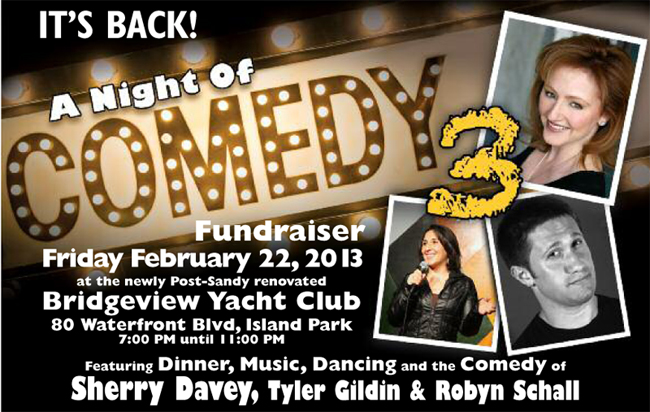 Night of Comedy 3